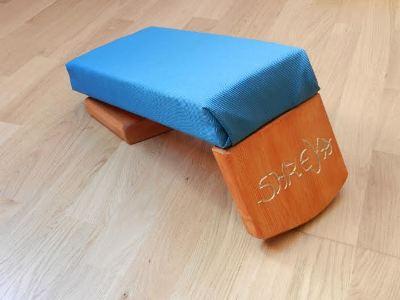 banco azul personalizado