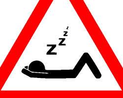 trastorno del sueño III