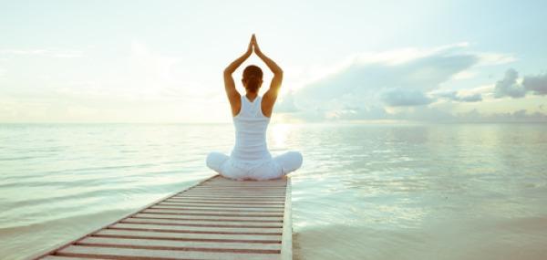 meditando MUELLE
